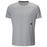 Under Armour Rush Fitted T-Shirt - Men's - Grey