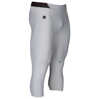 Under Armour Rush Compression 3/4 Leggings - Men's - Grey
