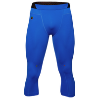 Under Armour Rush Compression 3/4 Leggings - Men's - Blue