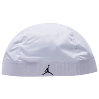 Jordan Skull Cap - Men's - All White / White