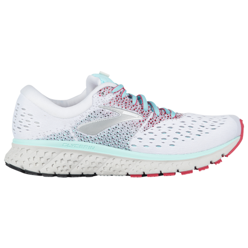 8e74262742eaa Brooks Glycerin 16 - Women s - Running - Shoes - White Blue Pink