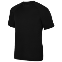 Augusta Sportswear Team Attain Wicking T-Shirt - Boys' Grade School - All Black / Black