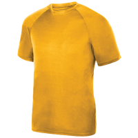 Augusta Sportswear Team Attain Wicking T-Shirt - Boys' Grade School - Gold / Gold