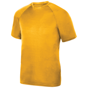 Augusta Sportswear Team Attain Wicking T-Shirt - Boys' Grade School - Gold