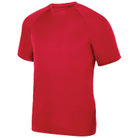 Augusta Sportswear Team Attain Wicking T-Shirt - Boys' Grade School - Red / Red