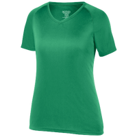 Augusta Sportswear Team Attain Wicking T-Shirt - Women's - Green