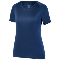 Augusta Sportswear Team Attain Wicking T-Shirt - Women's - Navy / Navy