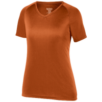 Augusta Sportswear Team Attain Wicking T-Shirt - Women's - Orange