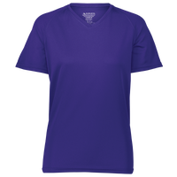 Augusta Sportswear Team Attain Wicking T-Shirt - Women's - Purple / Purple