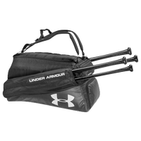 Under Armour Converge Duffel Bat Pack - Black / White