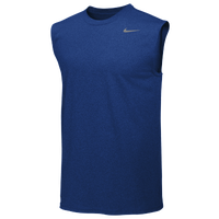Nike Team Legend Sleeveless Poly Top - Men's - Blue / Blue