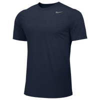 Nike Team Legend Short Sleeve Poly Top - Men's - Navy / Navy