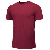 Nike Team Legend Short Sleeve Poly Top - Men's - Red / Red