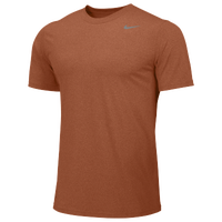 Nike Team Legend Short Sleeve Poly Top - Men's - Orange / Orange