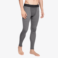 Under Armour ColdGear Armour Compression Tights - Men's - Grey