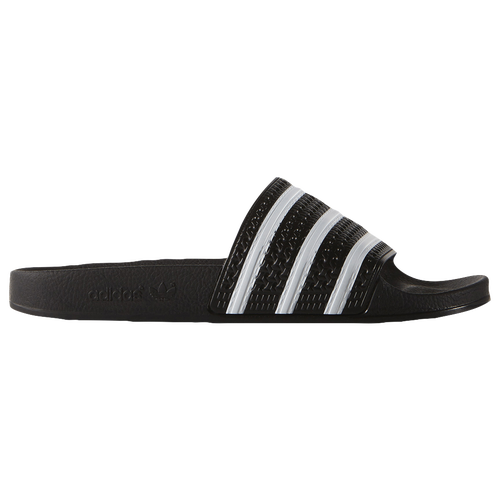 9210a20428c adidas Originals Adilette - Men s - Casual - Shoes - Black White Black