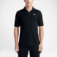 d03412f66af9 Nike SB Dri-Fit Pique S S Polo - Men s - Black   White