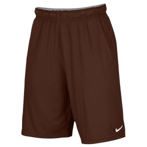 Nike Team 2 Pocket Fly Shorts - Men's - Brown/White