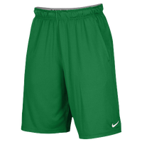 Nike Team 2 Pocket Fly Shorts - Men's - Green / Green