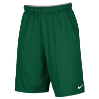 Nike Team 2 Pocket Fly Shorts - Men's - Dark Green / Dark Green