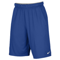 Nike Team 2 Pocket Fly Shorts - Men's - Blue / Blue