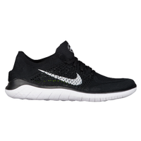 Nike Free RN Flyknit 2018 - Men's - Black / White