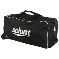 Schutt Team Standing Roller Equipment Bag - Black
