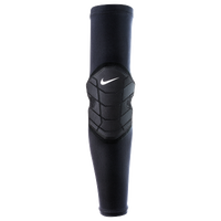 Nike Pro Hyperstrong Padded Elbow Sleeve - Men's - Black / Grey