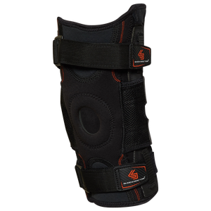 Shock Doctor Ultra Knee Support with Hinges - Men's - Black