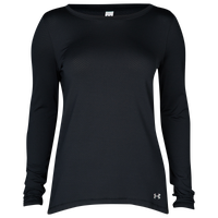 Under Armour Armour Longsleeve - Women's - All Black / Black