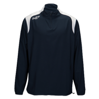 Rawlings Force Long Sleeve Quarter Zip Jacket - Men's - Navy / White