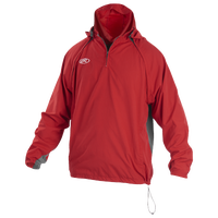 Rawlings Triple Threat Pullover Jacket - Men's - Red