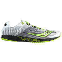 Saucony Type A8 - Men's - White / Light Green