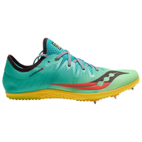 Saucony Carrera XC4 Spike - Men's - Aqua