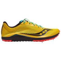 Saucony Kilkenny XC8 Spike - Men's - Yellow