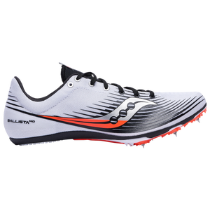 Saucony Ballista MD - Men's - White/Black