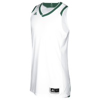 adidas Team Crazy Explosive Jersey - Men's - White / Dark Green