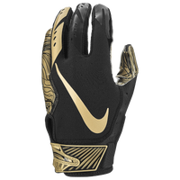 Nike Vapor Jet 5.0 Football Gloves - Men's - Black / Gold