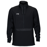 Under Armour Team Swoven 1/2 Zip - Men's - Black