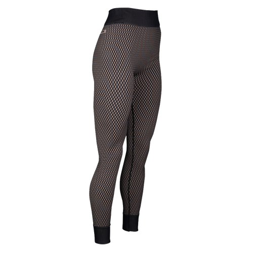 Ivy Park Fishnet Seamless Leggings - Women's Casual - Black 29510