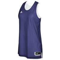 adidas Team Crazy Explosive Reversbile Jersey - Women's - Purple / White