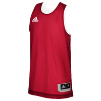 adidas Team Crazy Explosive Reversible Jersey - Boys' Grade School - Red / White