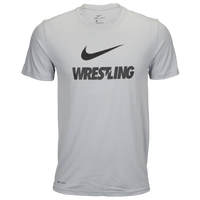 Nike Dri-Fit Training T-Shirt - Men's - Grey