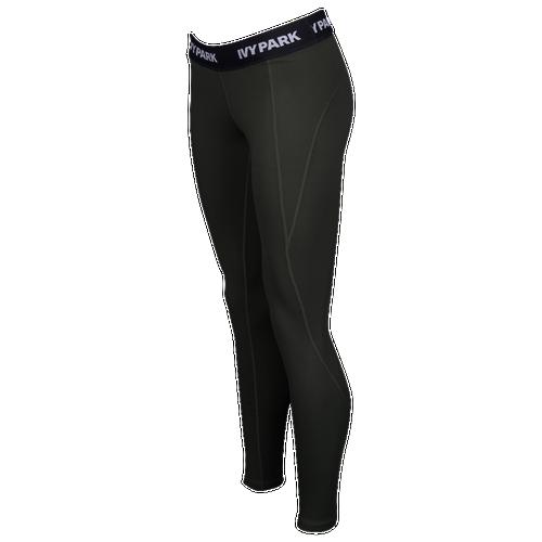 Ivy Park Low-Rise Leggings - Women's Casual - Khaki 29L12LKH
