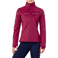 ASICS® Lite-Show Winter Jacket - Women's - Maroon