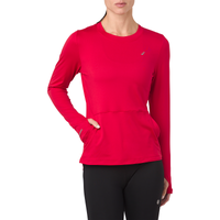 ASICS® Thermopolis Plus Long Sleeve Top - Women's - Red