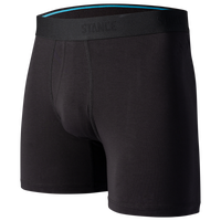 Stance Standard 6' Boxer Briefs - Men's - All Black / Black