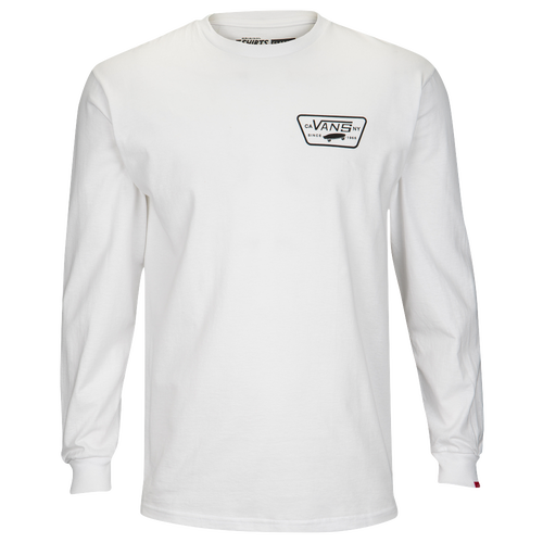 Vans Full Patch Back Long Sleeve T-Shirt - Men's - Skate ...