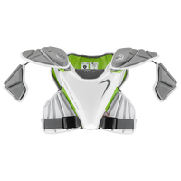 Maverik Lacrosse Max EKG Shoulder Pad - Men's - White