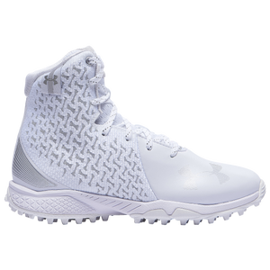 Under Armour Lacrosse Highlight Turf - Women's - White/White